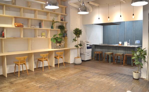 キッチン付きイベントスペース(1F)